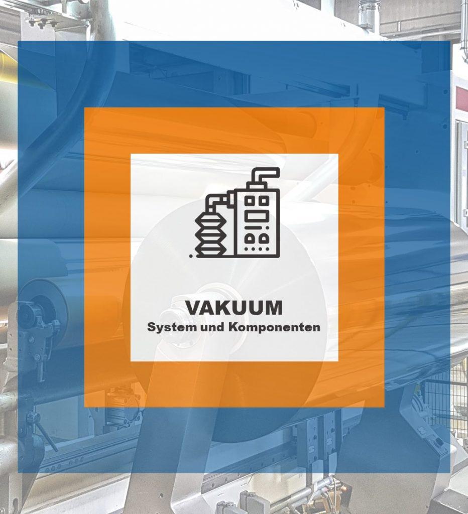 Vakuum System und Komponenten